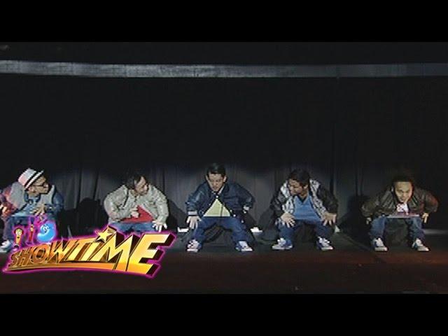 It's Showtime: XB GenSan cute performance