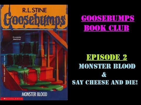 book report on goosebumps-say cheese and die Classic goosebumps #8 say cheese and die by  another fan-favorite precursor to rl stine's blockbuster goosebumps horrorland  book paperback.