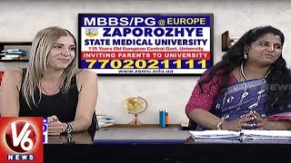 Study MBBS In Abroad | Zaporozhye State Medical University | Career Point