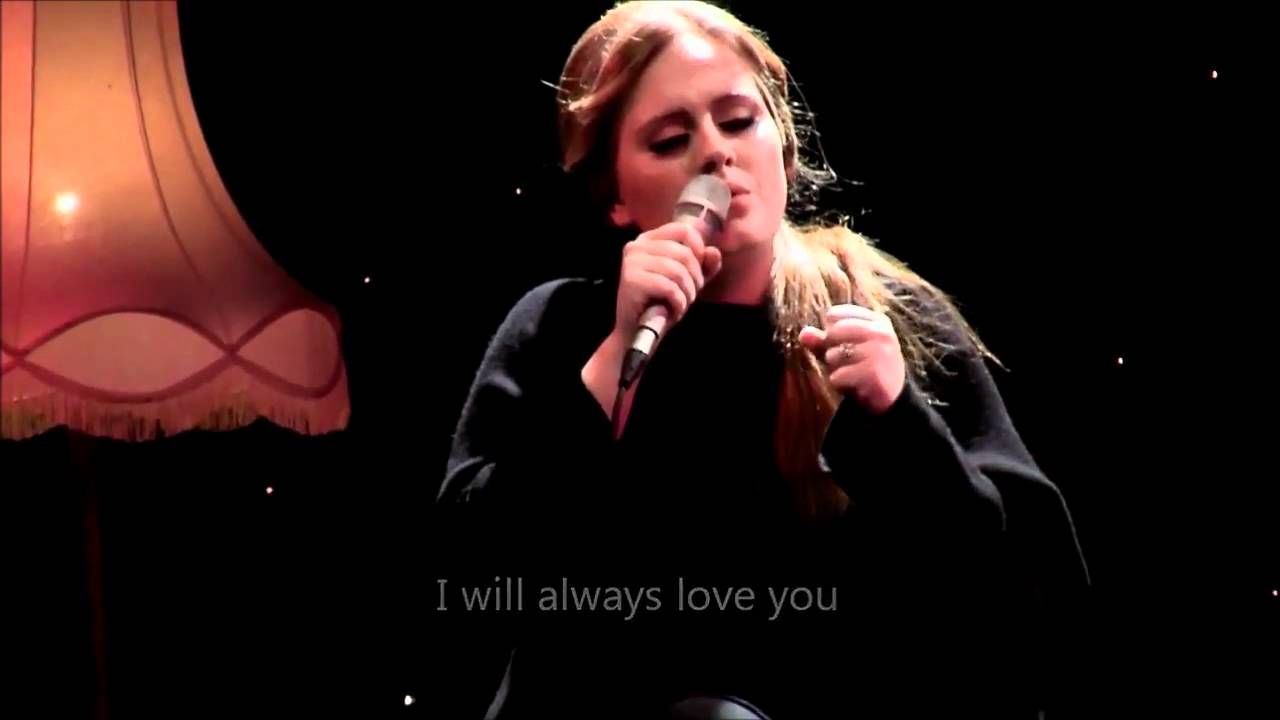 Adele - Lovesong (OFFICIAL
