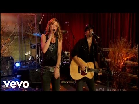 Sugarland - Happy Ending (AOL Sessions) Music Videos