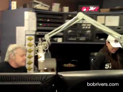 The Bob Rivers Show Sets Up Playboy Playmate Pilar Lastra Video