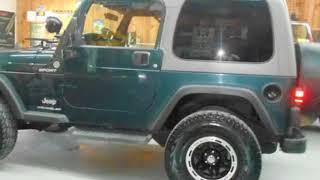 2006 Jeep Wrangler 2dr Sport SUV - Cartersville, GA