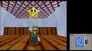 Super Mario 64 DS - Part 19 - Full-On Felon