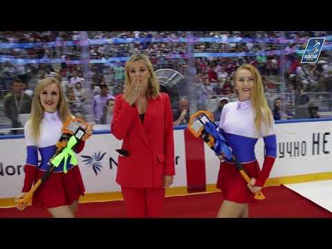 Видеодневник Sochi Hockey Open, 8 августа 2018