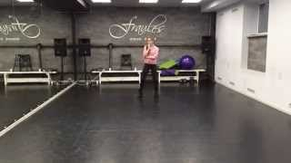 Dancehall choreo by Maru (Fraules Team)