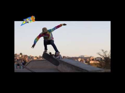 "African Skateboarding Championship : Madagascar Qualification Highlight (from RTA's ""Fun 6"")"
