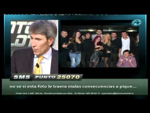 Piqué y Shakira formalizan por Facebook como consejo de Pep Guardiola