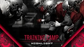 Ohio State Football: Training Camp Highlight (Pre-Bowling Green)