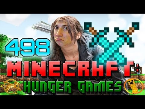 Minecraft: Hunger Games w Mitch Game 498 I CANT JUST CANT