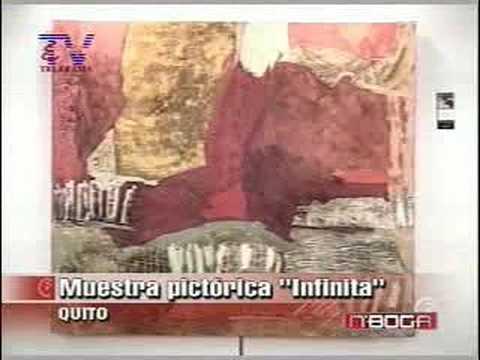 Muestra pictórica INFINITA