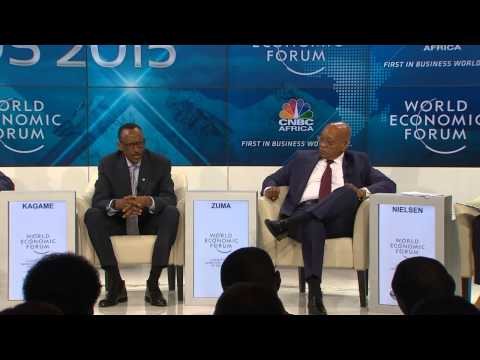 Davos 2015 - Achieving Africa's Growth Agenda