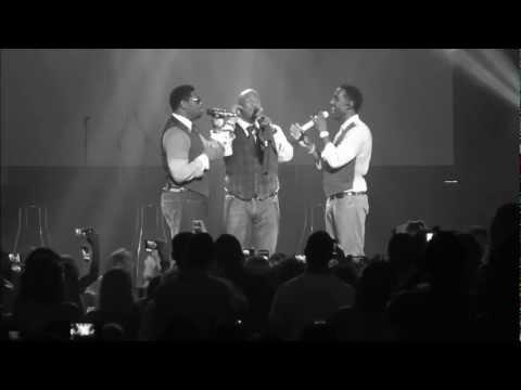 Boyz II Men - It's So Hard To Say Goodbye To Yesterday [A Cappella] (Live@The State Theatre,Sydney)
