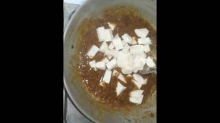 How to make Latest Masala paneer recipe