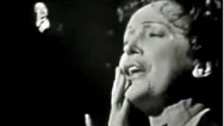Watch Edith Piaf Le Gitan Et La Fille video