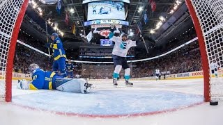 Europe Vs Sweden | Semifinal | 2016 World Cup of Hockey | Highlights