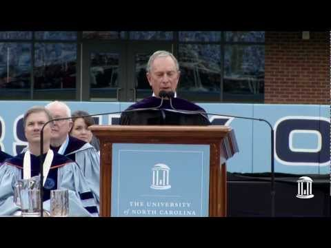 Mayor Michael Bloomberg | 2012 Commencement Address