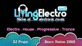 Dj Progse - Dance Nation [2010][CLUB REMIX]