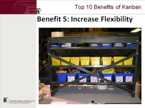Top 10 Reasons to Implement Kanban