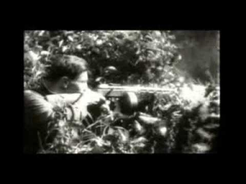 ww2 Caucasian Warrior. Partisan Партизаны. Герой СССР капитан Осман Касаев
