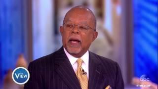 Dr. Henry Louis Gates Jr. Discusses Race Relations Under Pres. Trump | The View