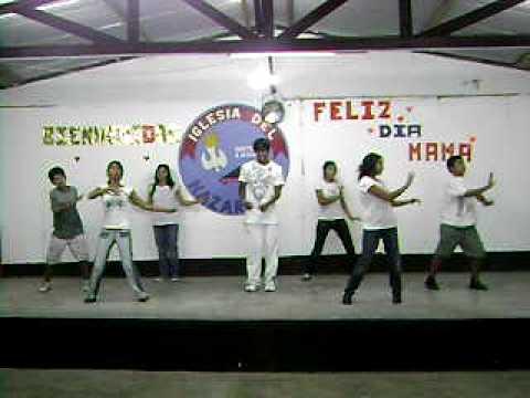 coreografias cristianas vace 4