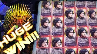 Big Wins!!! Bonuses on Game of Thrones Slot Machine