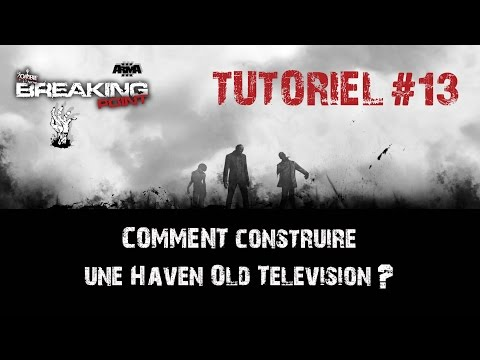 Tuto Arma 3 - Breaking Point: Comment construire une Haven Old Television ?
