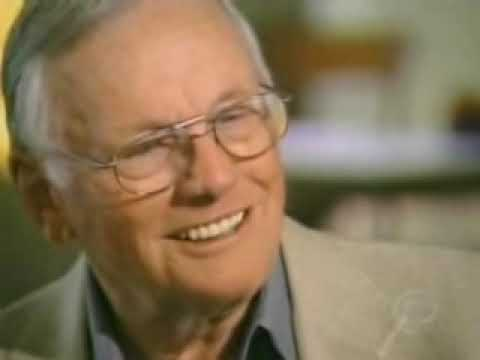 Neil Armstrong - First Television Interview (Part-2)