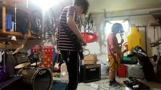 Three shitty musicians play Sober by Tool in a hot Texas garage after learning it in 10 minutes.