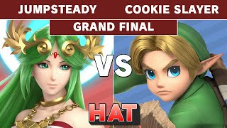 HAT 66 - Jumpsteady (Palutena) Vs. cookieslayer (Young Link) Grand Finals - Smash Ultimate