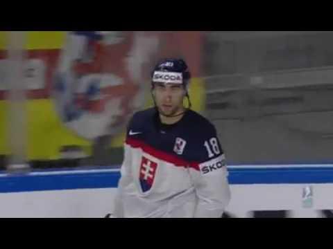 чм по хоккею 2017 Латвия Словакия
