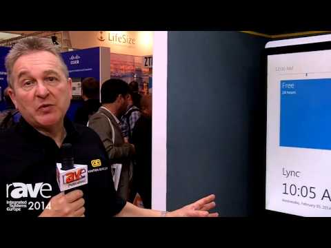 ISE 2014: Ashton Bentley Launches Connect 70 Screen with Touch Overlay