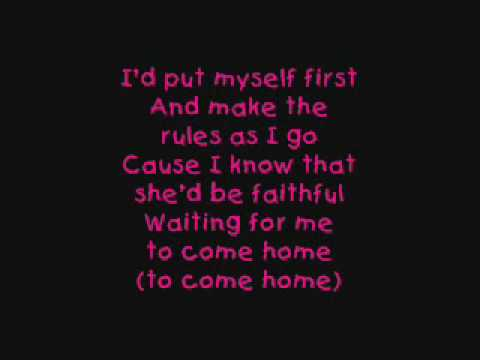 Beyonce - If I Were A Boy (Lyrics)
