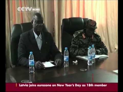 Representatives arrive in Addis Ababa for South Sudan peace talks