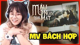 Mv bách hợp mới của Việt Nam??? || MISTHY REACTION Màu Nước Mắt - Nguyễn Trần Trung Quân