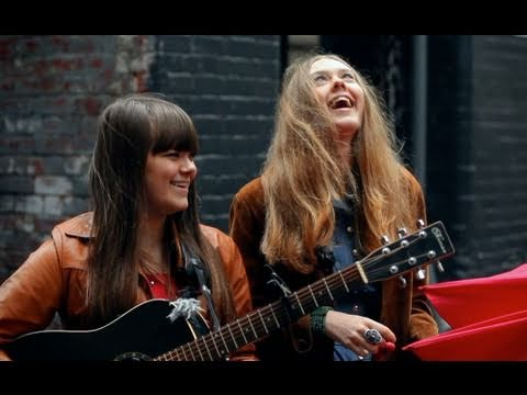 First Aid Kit &quot;Waltz For Richard&quot; Live - Sideshow Alley