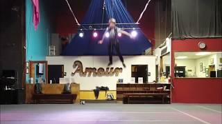 Merrick: AGT Flying First Rehearsal