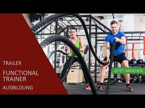 Functional Trainer Ausbildung | Trailer | Akademie für Sport und Gesundheit