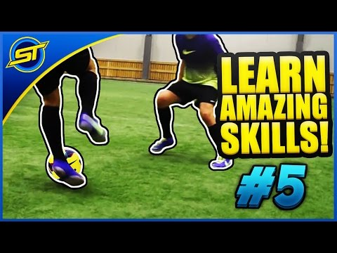 Learn Amazing Football Skill Tutorial #5