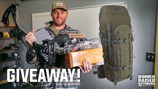 Want FREE HUNTING GEAR? (Giving over $25,000 in PRIZES)