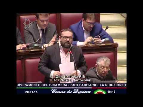 Pensioni - l'intervento di Pini contro la decisione della consulta