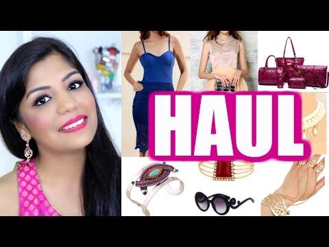 Fashion HAUL ZAFUL/ Review Online Website   SuperPrincessjo