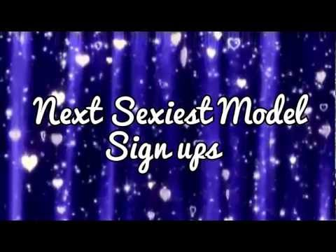 wwe-tna next sexiest model sign ups -Closed-