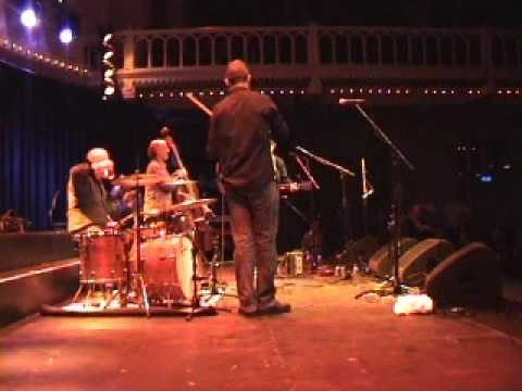 Joan Baez with Dirk Powell and friends at the paradiso Amsterdam 19:10:2009