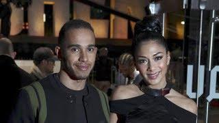 Filtran un vídeo íntimo de Lewis Hamilton con su expareja Nicole Scherzinger