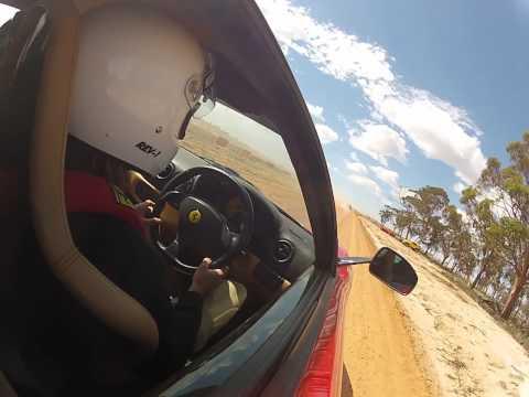 Race Wars 614 whp Subaru STI vs 420 hp Ferrari Challenge Stadale