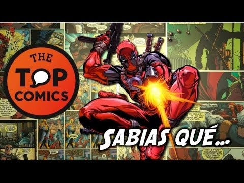 15 Cosas que no sabias de Deadpool