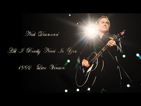 Neil Diamond - Someone Who Believes In You