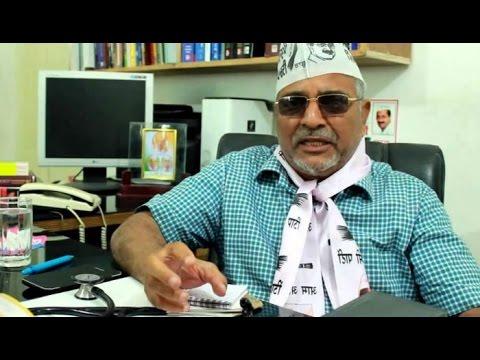 Dr. Dharamvir Gandhi latest reaction on kejriwal + jagdish tytler meeting.